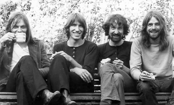 Review Pink Floyd - The Division Bell
