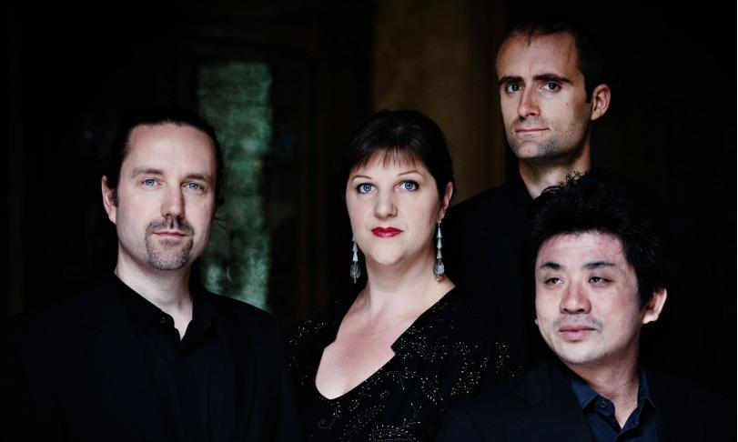 Review Quatuor Cambini-Paris - Gounod Complete String Quartets