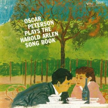 Cover Oscar Peterson Plays The Harold Arlen Song Book