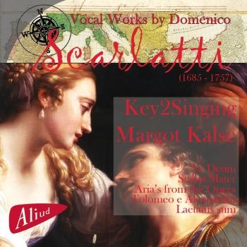 Cover Vocal Works by Domenico Scarlatti