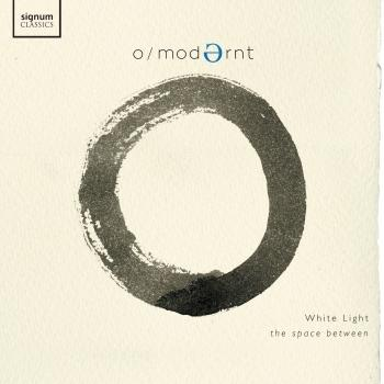 Cover White Light: The Space Between