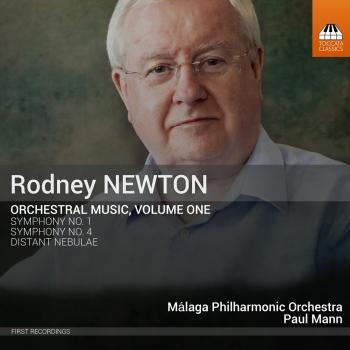 Cover Rodney Newton: Orchestral Music, Vol. 1