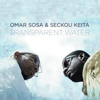 Cover Transparent Water