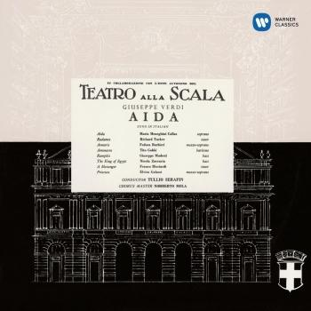 Cover Verdi: Aida (1955 - Serafin) - Callas Remastered