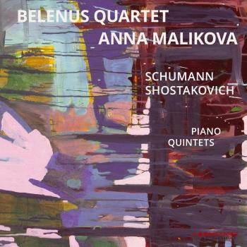 Cover Schumann: Piano Quintet in E-Flat Major, Op. 44 - Shostakovich: Piano Quintet in G Minor, Op. 57
