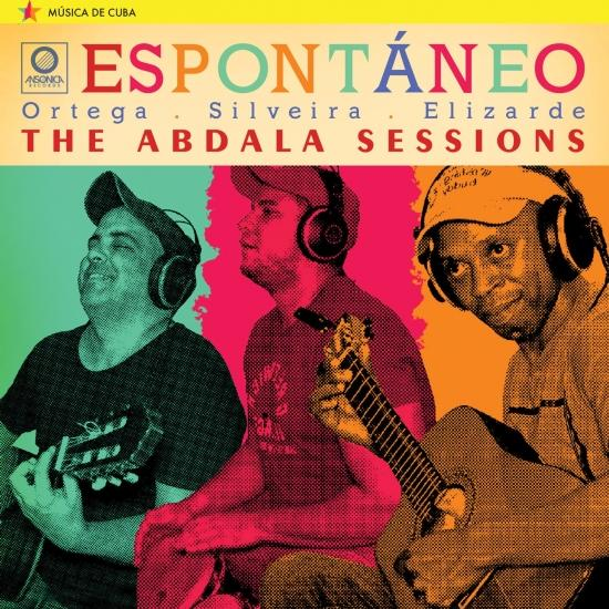 Cover Espontáneo: The Abdala Sessions