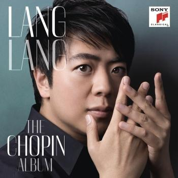 Cover Lang Lang: The Chopin Album