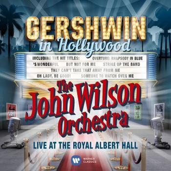 Cover Gershwin in Hollywood