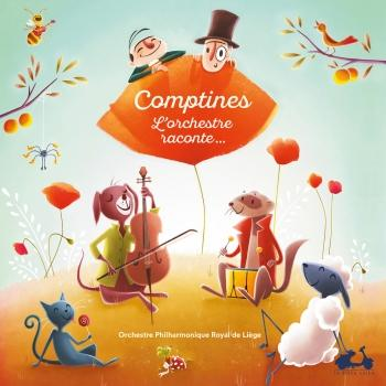 Cover Comptines: L'Orchestre raconte…