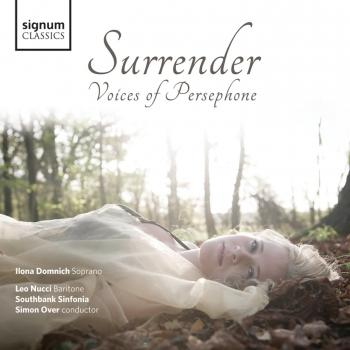 Cover Surrender - Voices of Persephone
