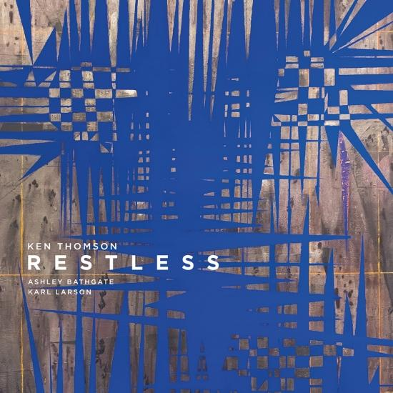Cover Ken Thomson: Restless