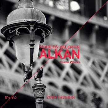 Cover Charles-Valentin Alkan: Piano Works