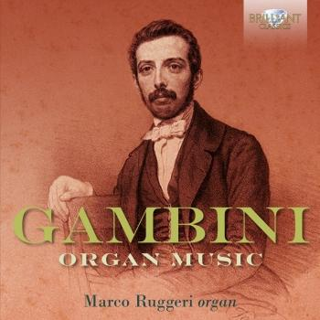 Cover Gambini: Organ Music