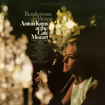 Cover Rendezvous in Vienna: Anton Karas at the Cafe Mozart (Remastered)