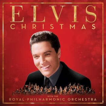 Cover Christmas with Elvis and the Royal Philharmonic Orchestra (Deluxe)