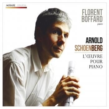 Cover Arnold Schoenberg Work for piano