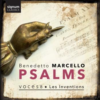 Cover Marcello: Psalms (Sung in English)