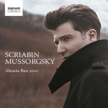Cover Scriabin & Mussorgsky