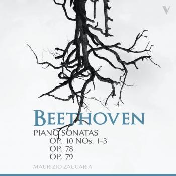 Cover Beethoven: Piano Sonatas, Opp. 10, 78 & 79
