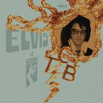 Cover Elvis At Stax (Highlights)
