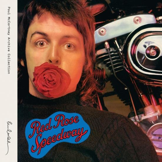Cover Red Rose Speedway (Remastered)