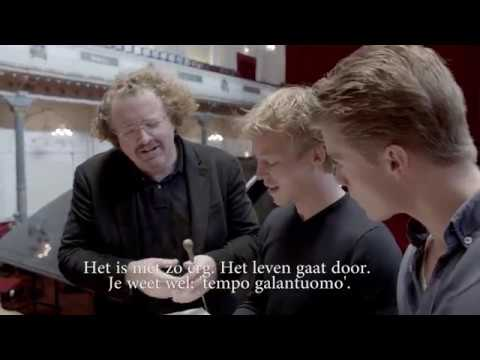 Video Lucas & Arthur Jussen - Poulenc | Saint-Saëns | Say