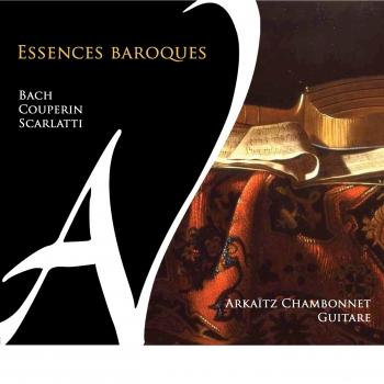 Cover Bach, Couperin & Scarlatti: Essences baroques