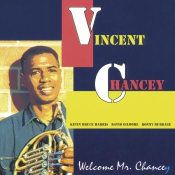 Cover Welcome Mr. Chancey