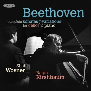 Cover Beethoven: Complete Sonatas & Variations for Cello & Piano