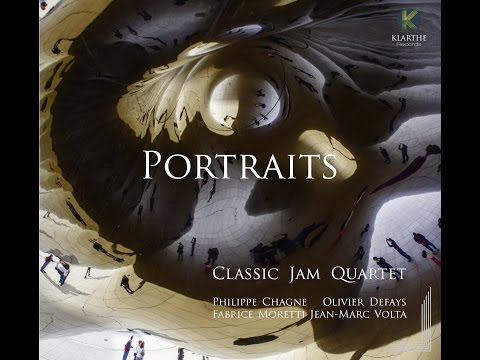Video Classic Jam Quartet - Portraits