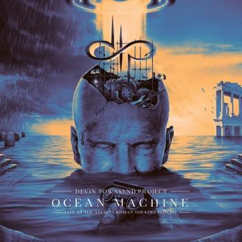Cover Ocean Machine - Live at the Ancient Roman Theatre Plovdiv