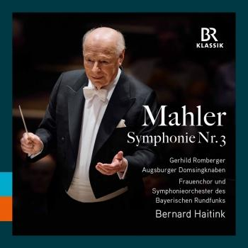 Cover Mahler: Symphony No. 3 in D Minor