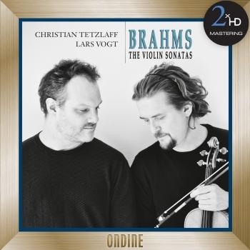Cover Brahms: Violin Sonatas (Remastered)