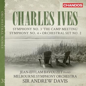 Cover Ives: Orchestral Works, Vol. 3