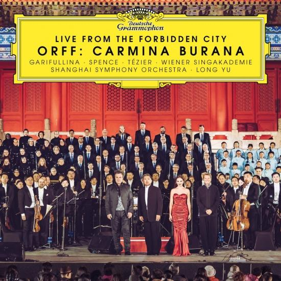 Cover Orff: Carmina Burana (Live from the Forbidden City)