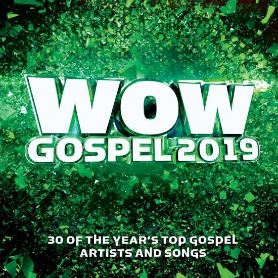 Cover Wow Gospel 2019