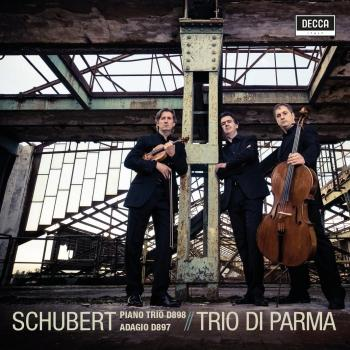 Cover Schubert: Piano Trio D 898 - Adagio D 897