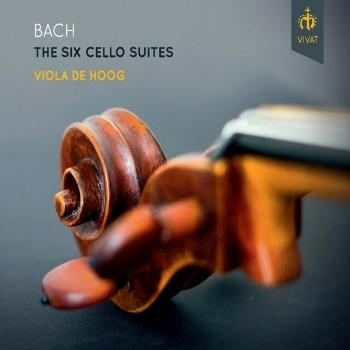 Cover Bach: The 6 Cello Suites