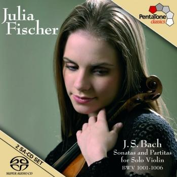 Cover Bach: Sonatas and Partitas for Solo Violin