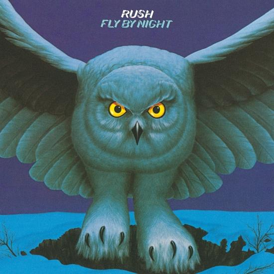 Cover Fly By Night