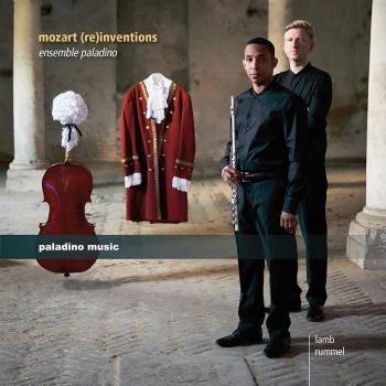 Cover Mozart (Re)Inventions